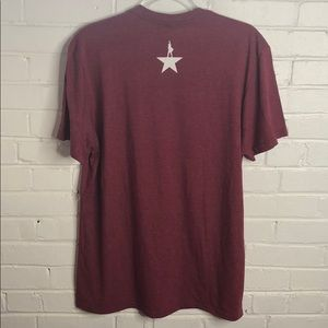 creative Goods Shirts - Creative Goods Hamilton Musical Scrappy Tee unisex